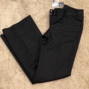 NWT WhIte HOUSE black market tuxedo pants